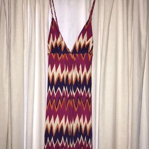 Julie Brown Dress Size P Small